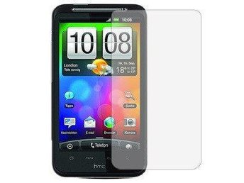 HTC Desire HD Displayskydd (Klar)