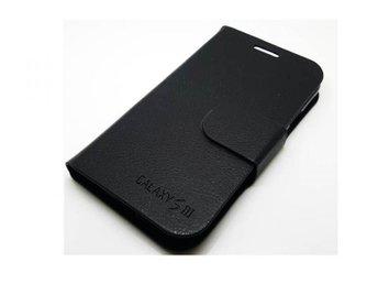 Samsung Galaxy s3 svart flipfodral vit helt ny - Färentuna - Samsung Galaxy s3 svart flipfodral vit helt ny - Färentuna