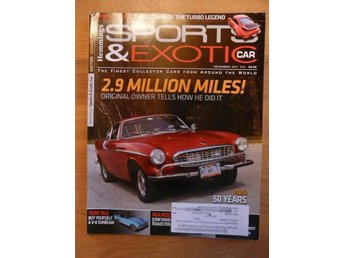 Hemmings Sports & Exotic Car November 2011