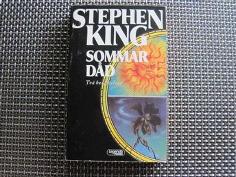 Stephen King - Sommardåd
