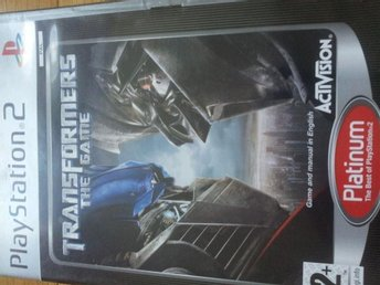Transformer  -The Game-            ActiVision