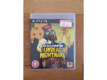 Red Dead Redemption Undead Nightmare / PS3 Spel