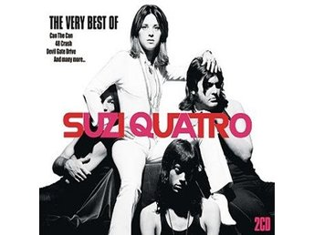 Quatro Suzi: Very best of... 1973-79 (Digi) (2 CD)