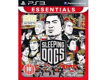 Sleeping Dogs Essentials (PS3)