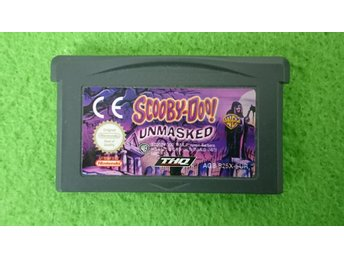 Scooby-Doo Unmasked Gameboy Advance Nintendo GBA