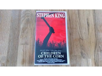 Children Of The Corn VHS