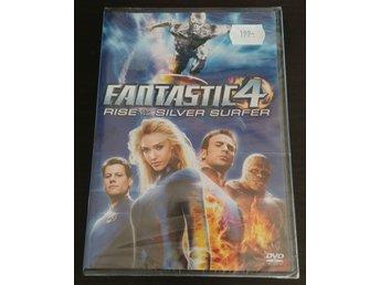 Javascript är inaktiverat. - Bålsta - Fantastic Four: Rise of the Silver Surfer (Ioan Gruffudd)Ny och inplastad dvd enligt bild. Svensk text.Skickas från Sverige. 1-2 dagars postgång - Bålsta