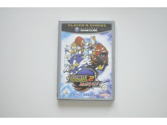 Sonic Adventure 2 Battle CiB Komplett till Nintendo Gamecube