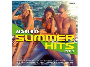 Absolute Summer Hits 2018 (2 CD)