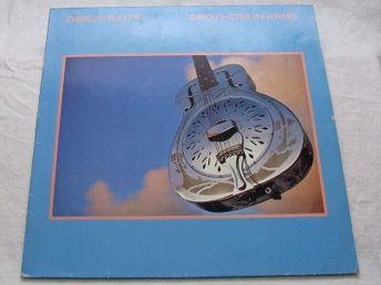 Dire Straits - Brothers In Arms - Vinyl-LP från 1985 i bra skick