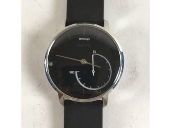 Withings, Klocka, Active, Svart/Vit