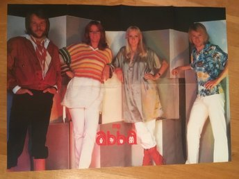 Abba 2 posters from 1978