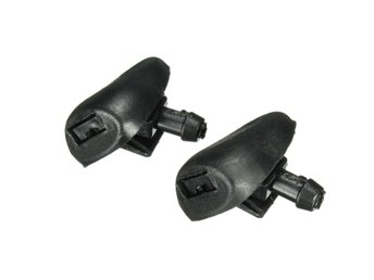 Pair Windscreen Window Wiper Water Washer Jets Nozzle For...