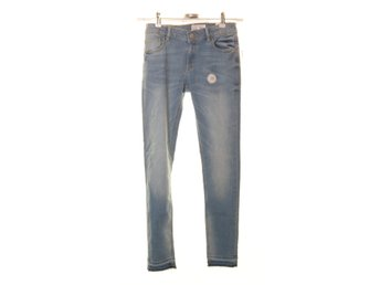 Denim By Lindex, Jeans, Strl: 164, Slim fit, super stretch, Blå
