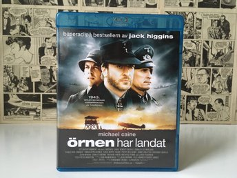Örnen har landat (The Eagle has Landed) Michael Caine Blu-ray