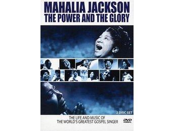 Jackson Mahalia: Power and the glory (Dokument.) (2DVD) - Nossebro - Jackson Mahalia: Power and the glory (Dokument.) (2DVD) - Nossebro