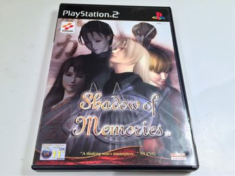 Shadow of Memories - PS2 Sony PlayStation 2 - PAL