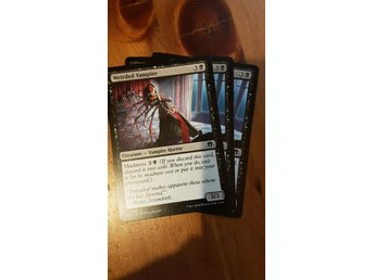 Magic the Gathering - Weirded Vampire (NM)