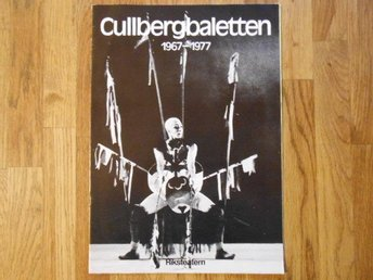 Program Cullbergbaletten