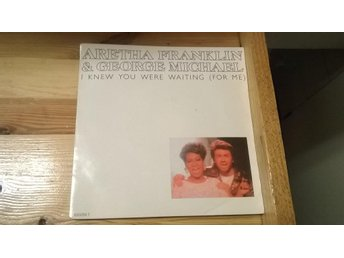 Aretha Franklin & George Michael - I Knew You Were Waiting (For Me), EP