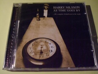 Harry Nilsson - As Time Goes By - 1996 - CD