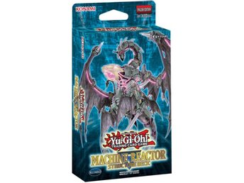 Machine Reactor - Stucture Deck - Yu Gi Oh
