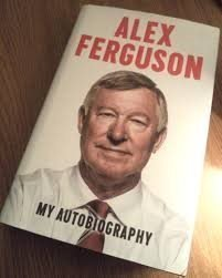 MY AUTOGRAPHY AV SIR ALEX FERGUSON - BOK