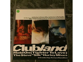"CLUBLAND - HOLD ON. (MVG 12"")"