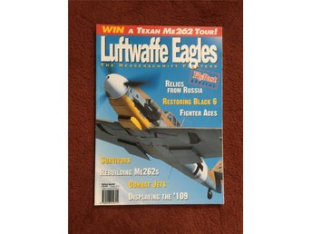 Luftwaffe Eagles - The Messerschmitt Fighters