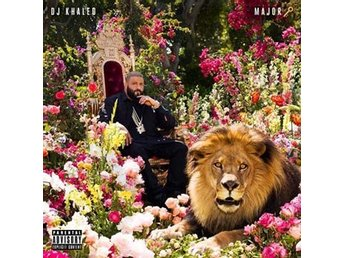 DJ Khaled: Major key 2016 (CD)