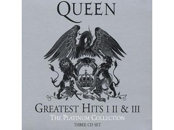 Queen: Platinum collection 1973-99 (2011/Rem) (3 CD)
