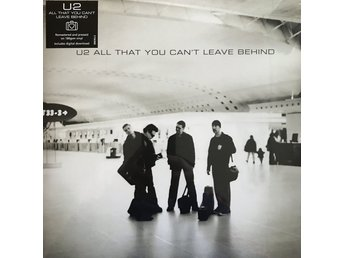 U2 - ALL THAT YOU CAN'T LEAVE BEHIND NY 180G LP + DOWNLOAD