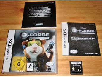 DS: Disney G-Force