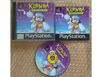PlayStation/PS1: Klonoa: Door to Phantomile