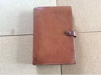 Filofax York Calf Leather