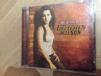 "Gretchen Wilson ""One of the boys"""