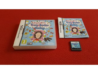 TRACY BEAKER THE GAME till Nintendo DS NDS