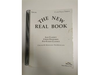 "Real Book C ""The New"" Vocal"