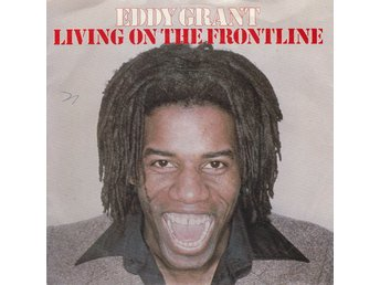 EDDIE GRANT - Living on the frontline / Frontline symphony - 1979
