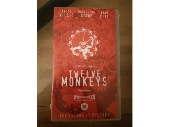 Twelve Monkeys Widescreen