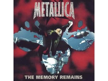 Metallica -The memory remains CDs with Fuel For Fire etc