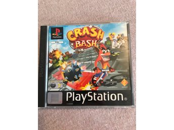 Crash bash Playstation 1