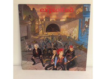 The Exploited - Troops of Tomorrow  Lp