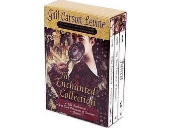 The Enchanted Collection Box Set (bok)