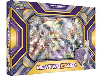 Pokemon Mewtwo EX Collection Box