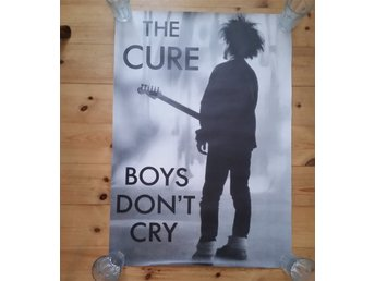 "Affisch Poster ""The Cure"" 55 x 82 cm"