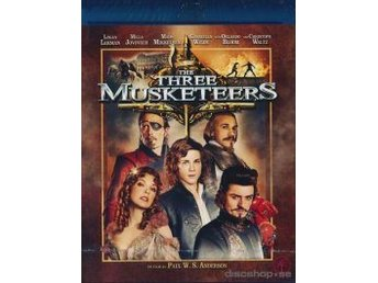 The Three Musketeers (Blu-ray)-Orlando Bloom och Christoph Waltz.