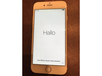 Iphone 6, 64 GB, Gold - Olåst