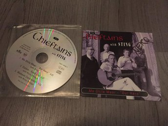 "The Chieftains with Sting - Mo ghile mear ""Our hero"""