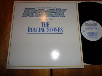 The History Of Rock Vol. Ten